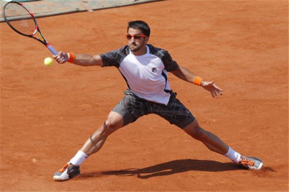 Roland Garros: Tipsarevic pasa a octavos y jugará contra Almagro