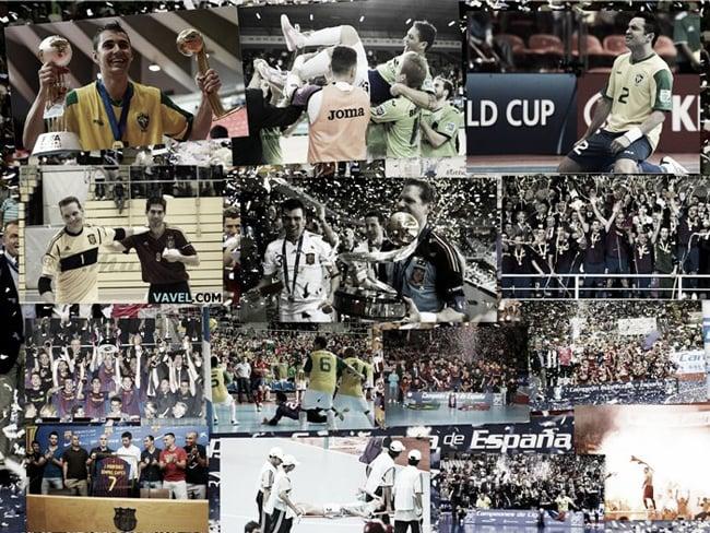 2012, un año en imágenes de Fútbol Sala