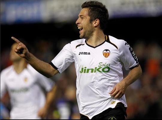 Jordi Alba deja 14 millones al Valencia
