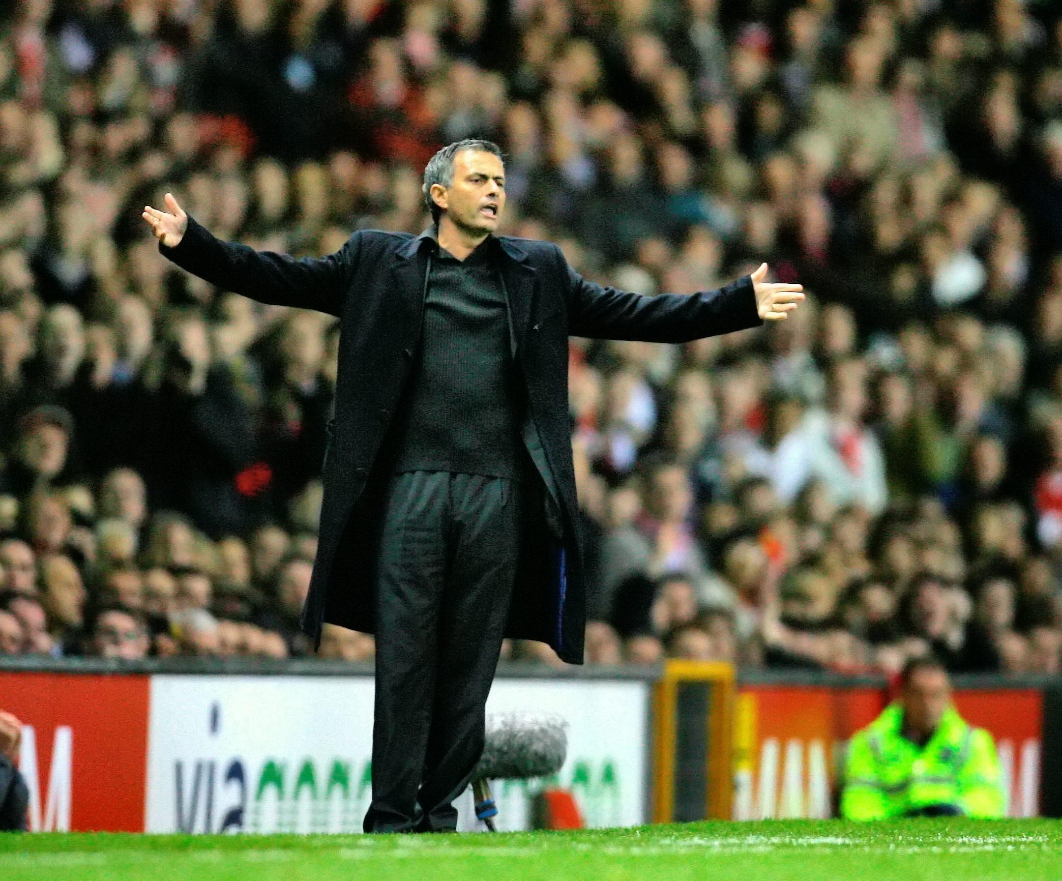 """Mourinho: """"Soy feliz de ser técnico del mejor equipo del mundo"""""""