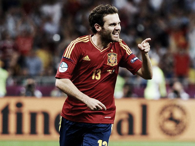 La selección española tiene el futuro en sus manos
