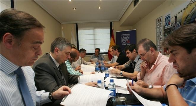 El fútbol sala español saldrá de dudas el 3 de julio