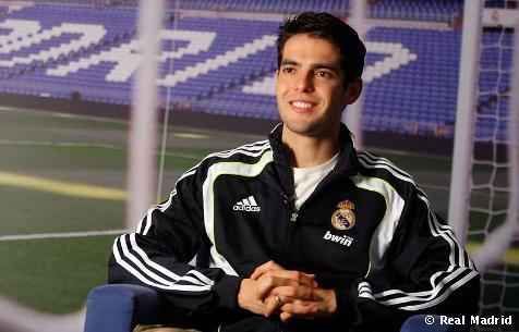 """Kaká: """"Es un nuevo comienzo y estoy feliz por volver"""""""