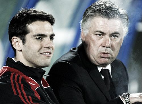 El destino de Kaká, en manos de Ancelotti