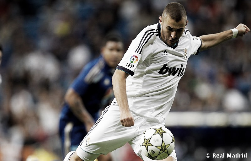 Real Madrid 2012/13: Karim Benzema