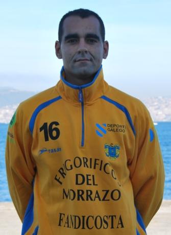 Kevin García deja el Balonmano Cangas