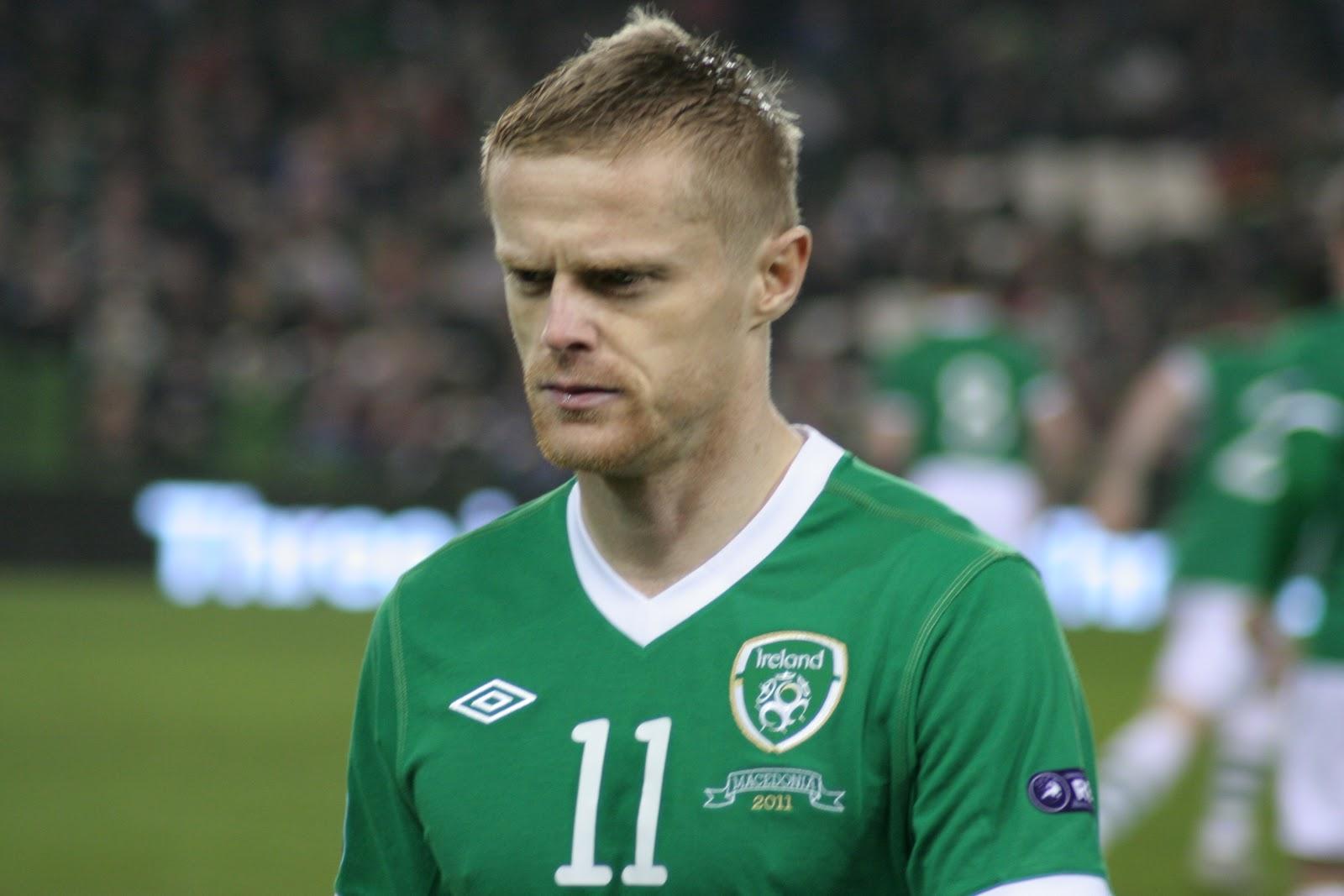 Análisis centrocampistas de República de Irlanda