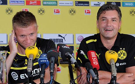 Jakub Blaszczykowski renueva con el Borussia Dortmund