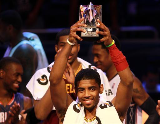 La nouvelle génération NBA s'éclate