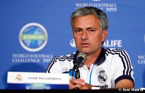 """Mourinho sobre Sahin: """"Quiere jugar donde sea feliz y en el Real Madrid su situación no es fácil"""""""