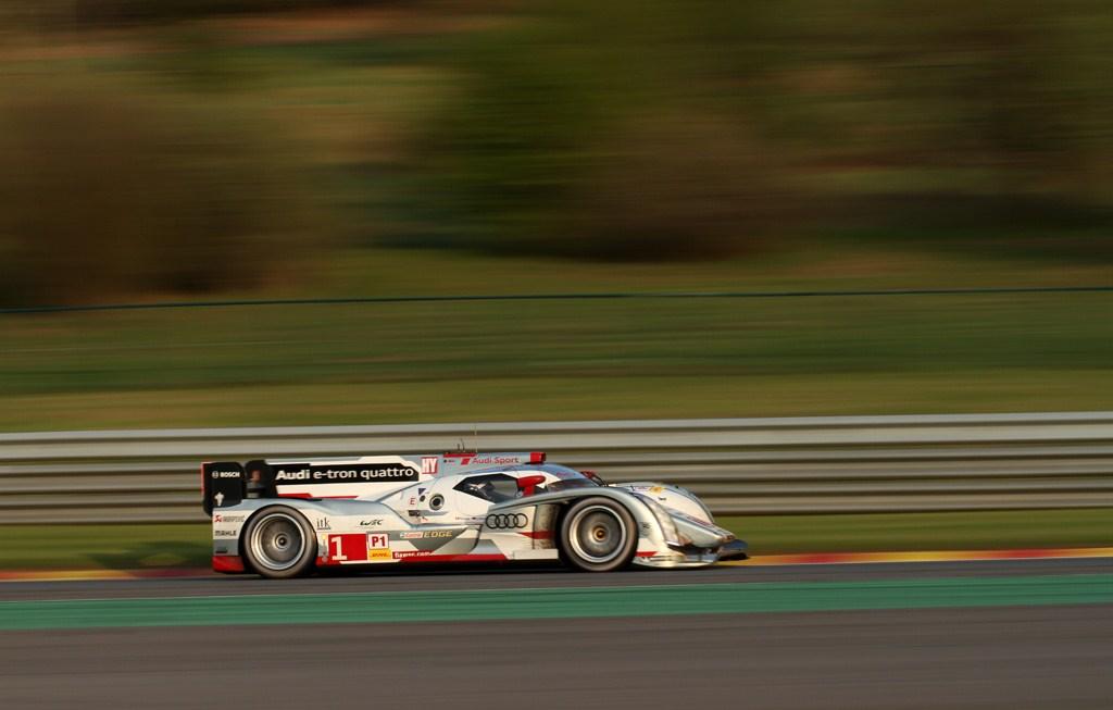 WEC / 6h de Spa : Audi, tiercé gagnant
