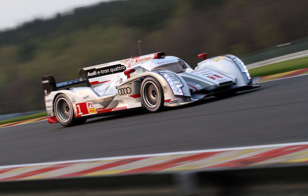 WEC / 6h de Spa : Triplé Audi en qualifs
