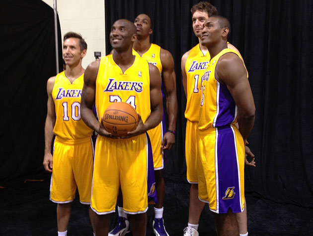 Los Lakers ya son una realidad