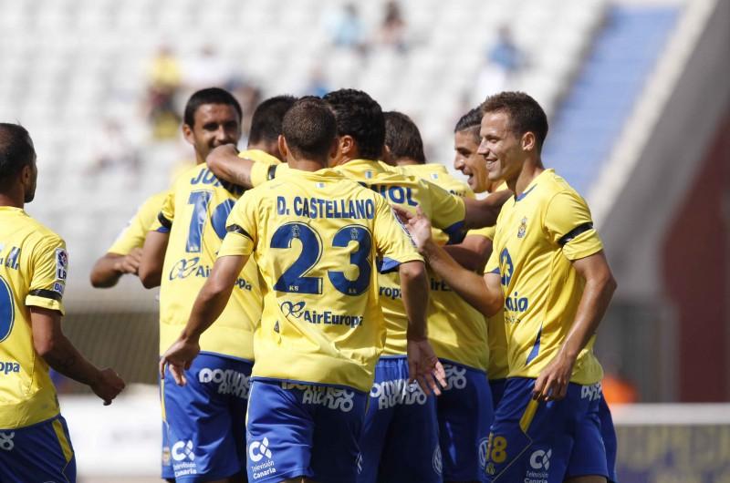 Las Palmas - Hércules: puntuaciones de Las Palmas, jornada 40