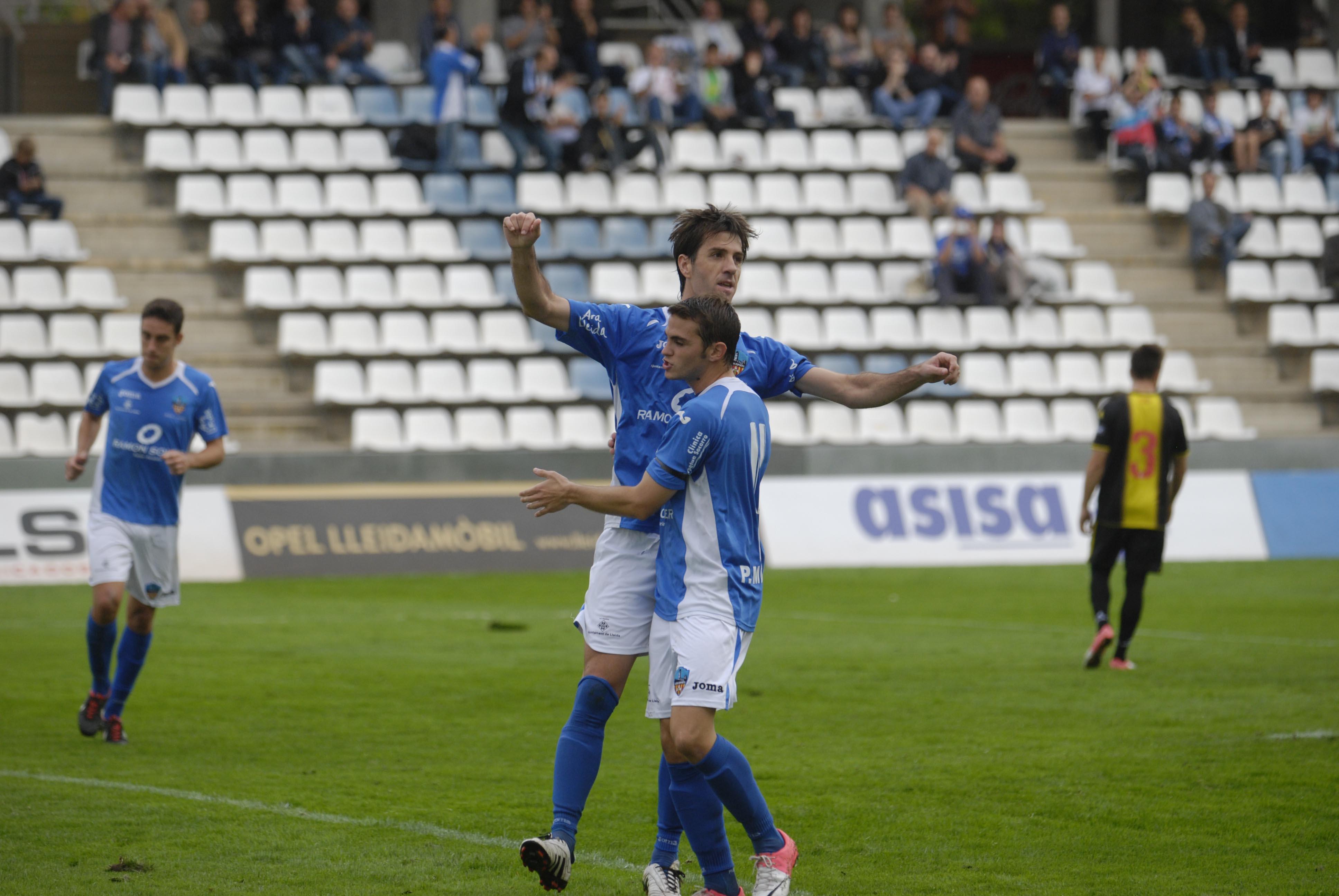 El filial zaragocista cae derrotado ante un buen Lleida