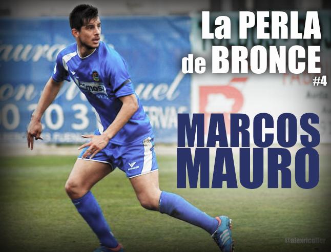 La perla de bronce: Marcos Mauro, el muro de Claypole