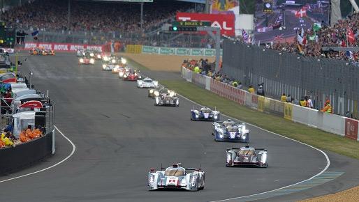 24h du Mans : 56 voitures et du beau monde