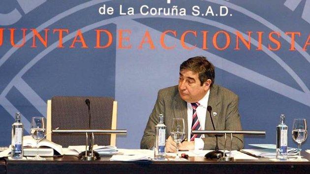 Consenso mayoritario en la asamblea anual del Deportivo