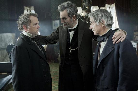 'Lincoln' y 'La vida de Pi' encabezan la lista de nominaciones a los Premios Oscar 2013
