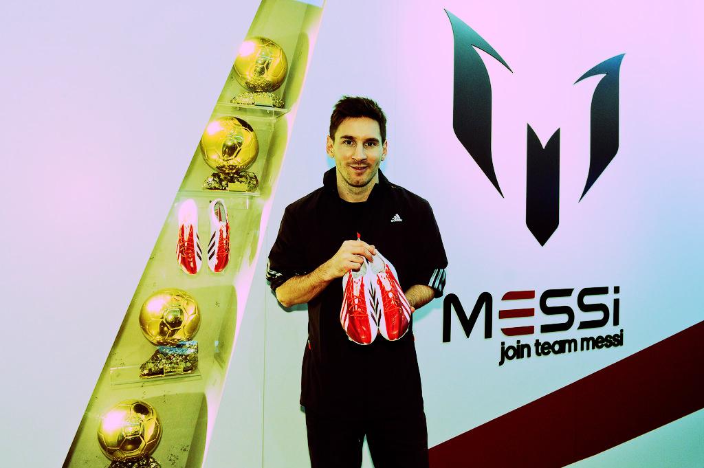 Messi indisponible 3 semaines