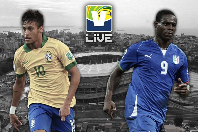 Italie - Brésil en direct  (terminé)