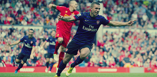 Un Arsenal con sabor español conquista Anfield