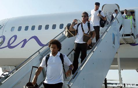 La pretemporada del Real Madrid al detalle
