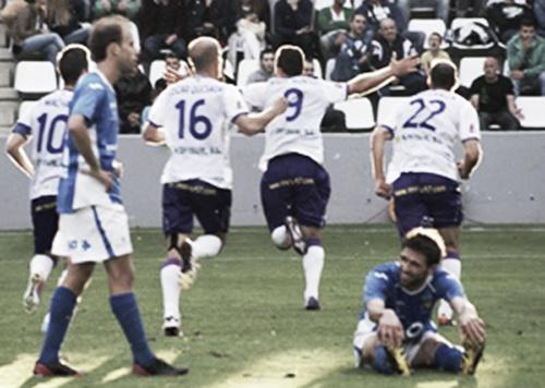 Lleida Esportiu 1-1 Real Jaén: el Lleida tendrá que ir a ganar en Jaén
