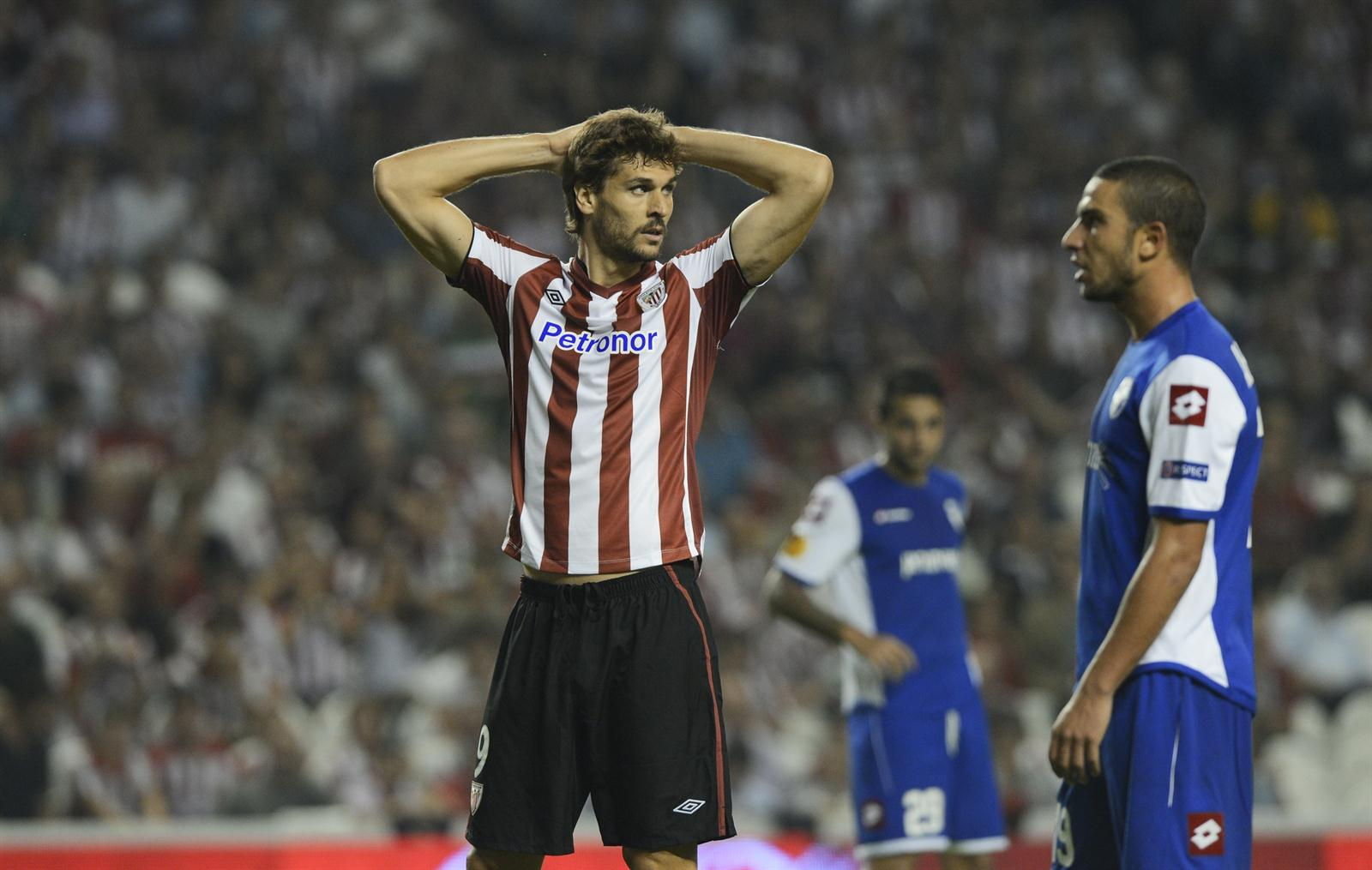 Athletic - Hapoel Kiryat: puntuaciones del Athletic