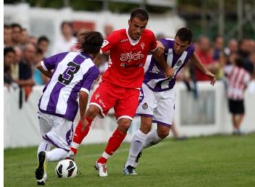El Sporting empata ante el Valladolid en el Trofeo Centenario del Luarca