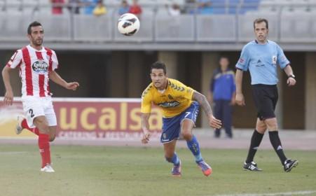Justo empate entre Las Palmas y Lugo