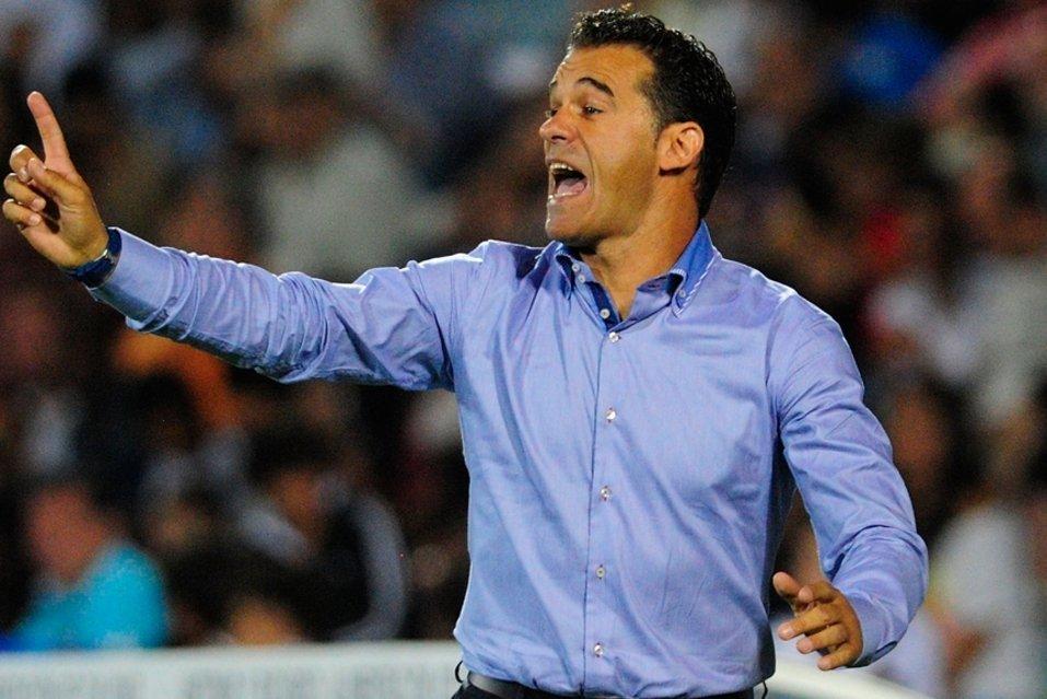 """Luis García: """"Si ganamos, a Champions aunque sea unas horas"""""""