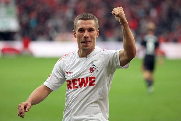 Podolski, nouveau Gunner