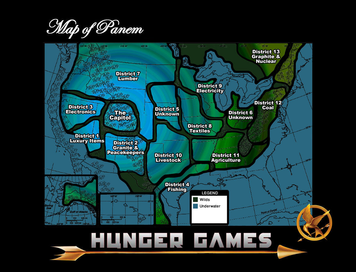 Claves para entender el mundo de Katniss Everdeen