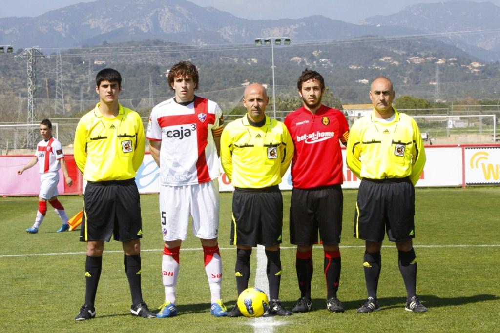 Derrota del Huesca juvenil en su visita a Mallorca