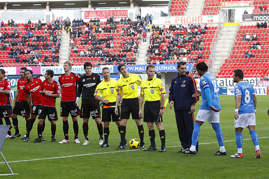 RCD Mallorca se despide de la Copa del Rey