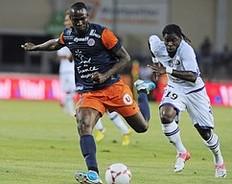Empate entre Montpellier y Toulouse en un partido marcado por las expulsiones