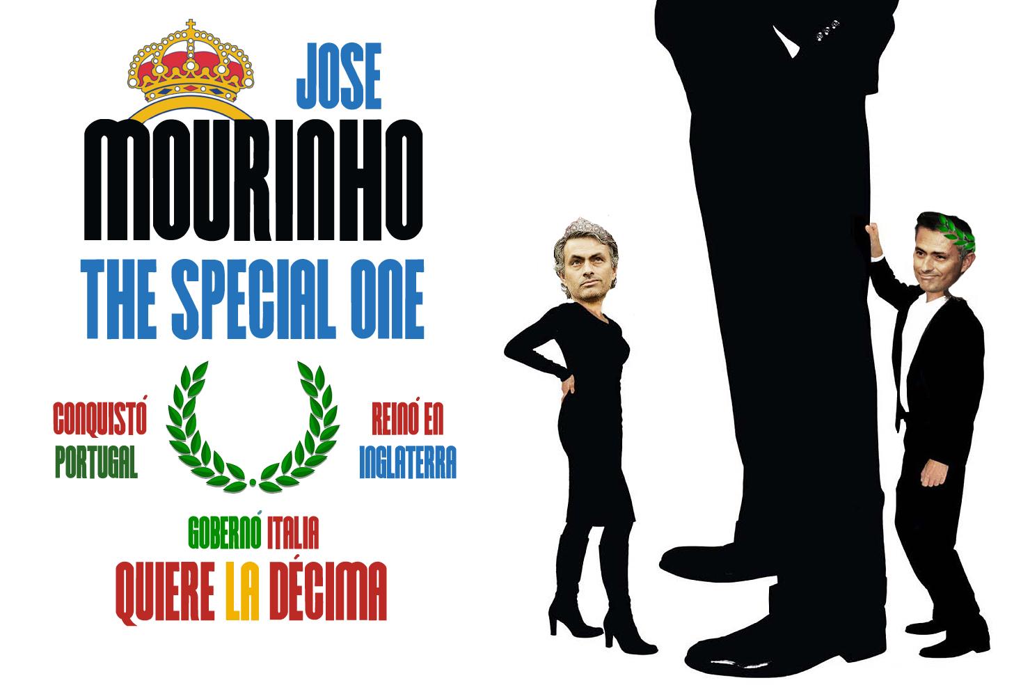 Mourinho REAL