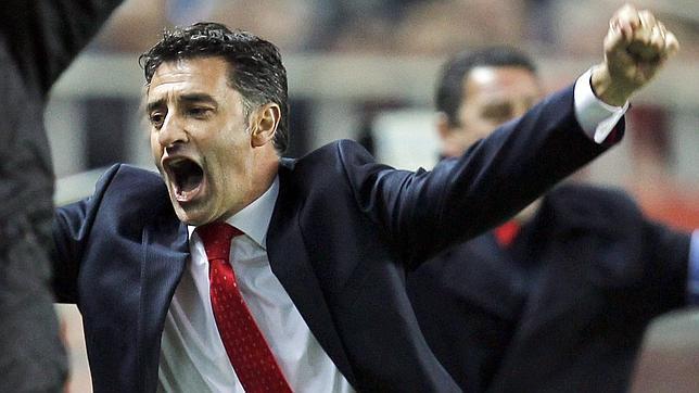 """Míchel: """"El resultado es indiscutible, merecimos la victoria"""""""