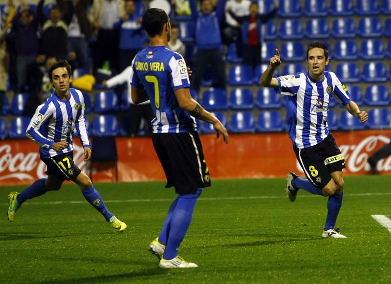 Huesca - Hércules: el último cartucho pasa por Huesca