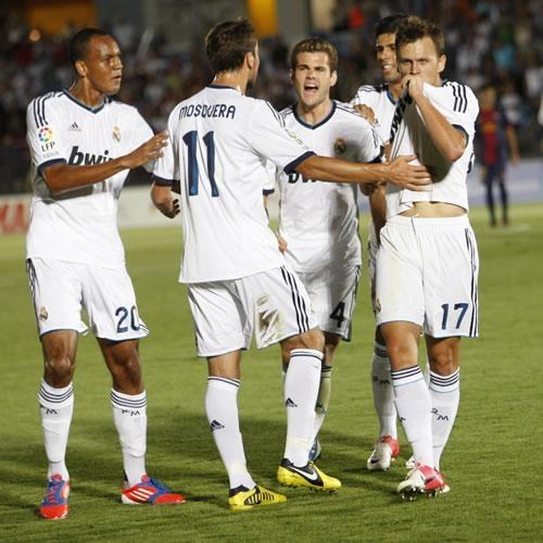 El Real Madrid Castilla se hace fuerte en casa