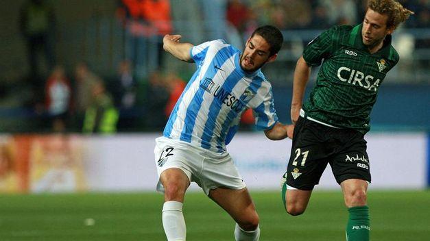 Málaga CF – Real Betis: Puntuaciones del Málaga CF, jornada 6