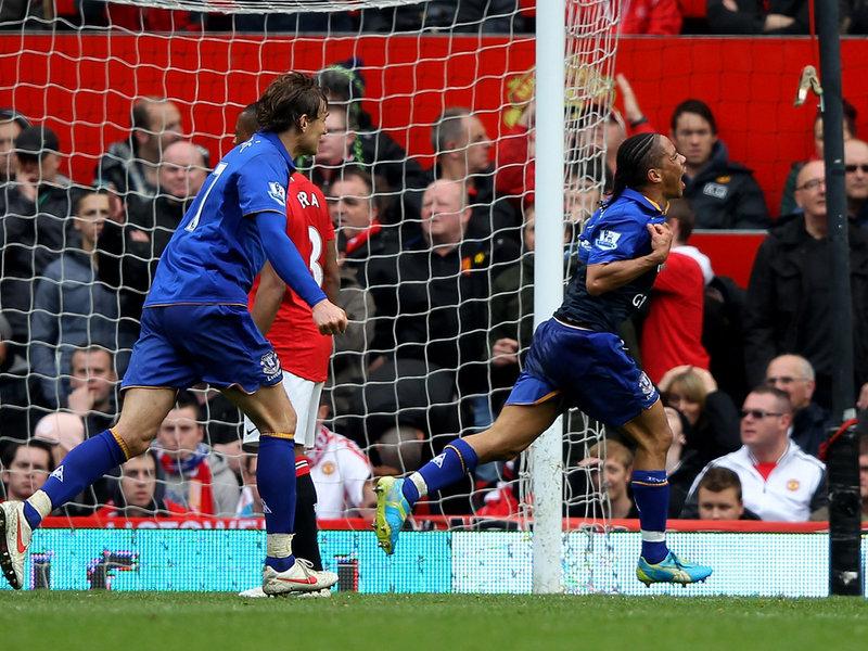 Manchester United 4 Everton 4: oda al gol en Old Trafford
