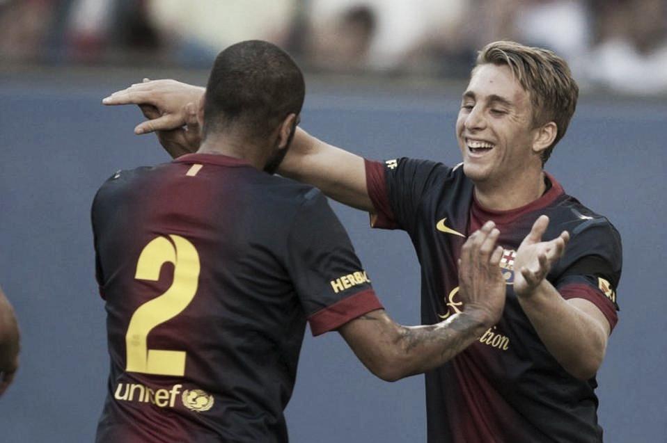 El nuevo Barcelona de Vilanova se estrena con victoria