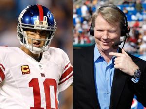 Eli Manning no es un quarterback de la 'élite'