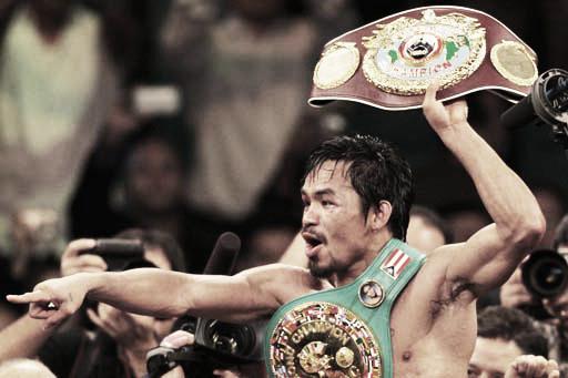 Manny Pacquiao, la sonrisa del guerrero