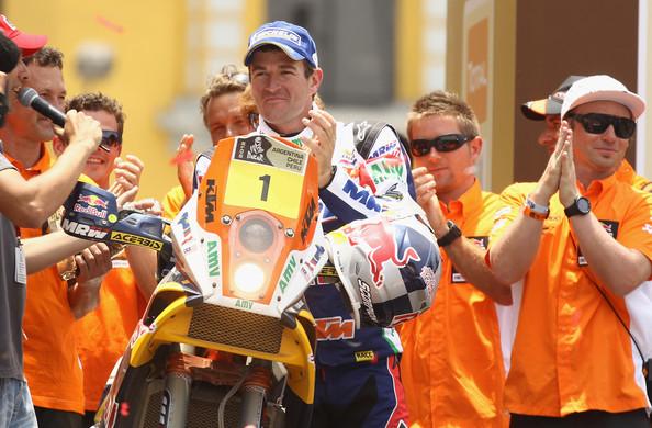 Marc Coma no participará en el Dakar 2013