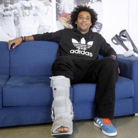 Marcelo ya ha sido operado