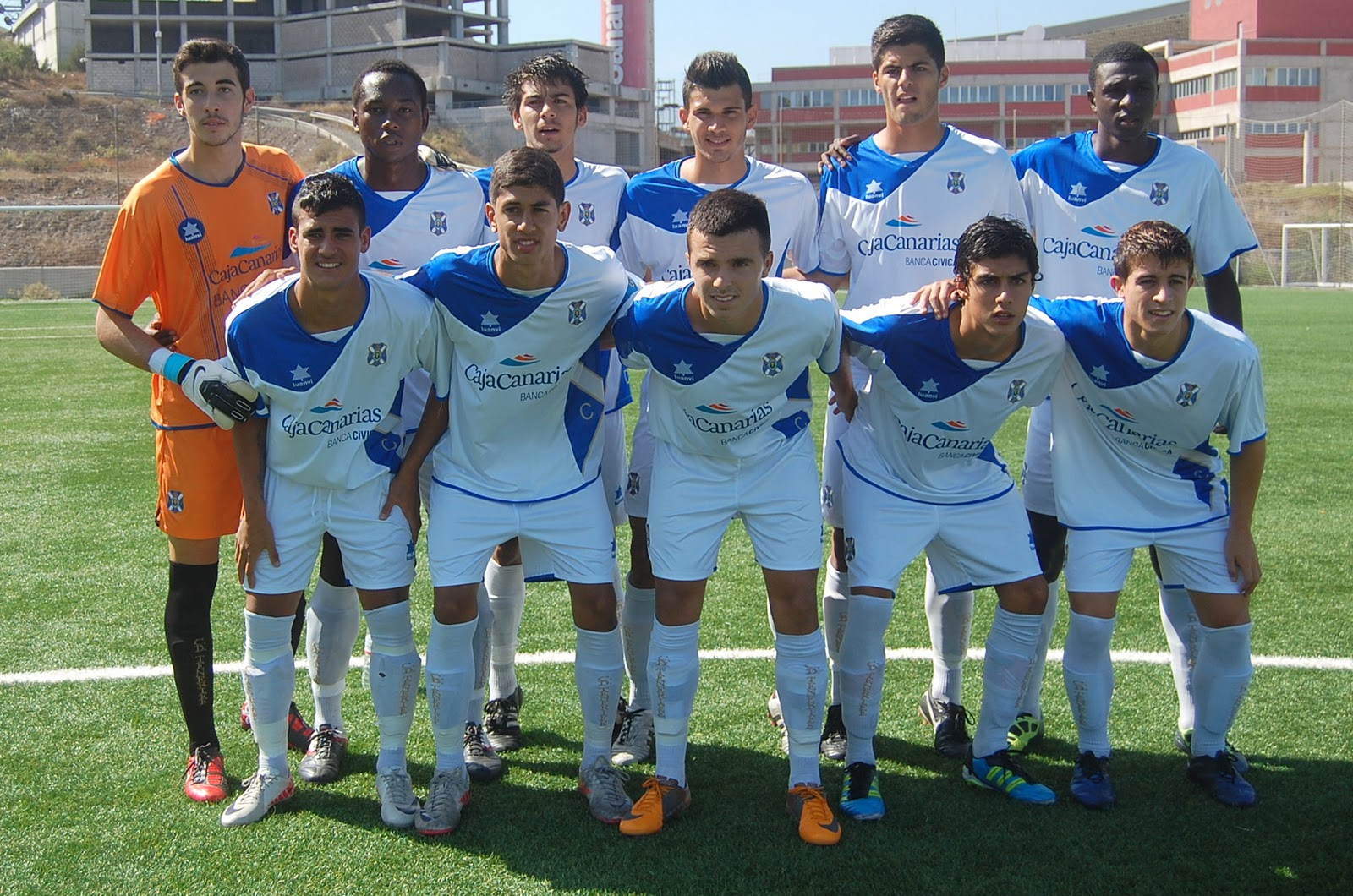El Real Madrid será el rival del Tenerife en la Copa del Rey juvenil