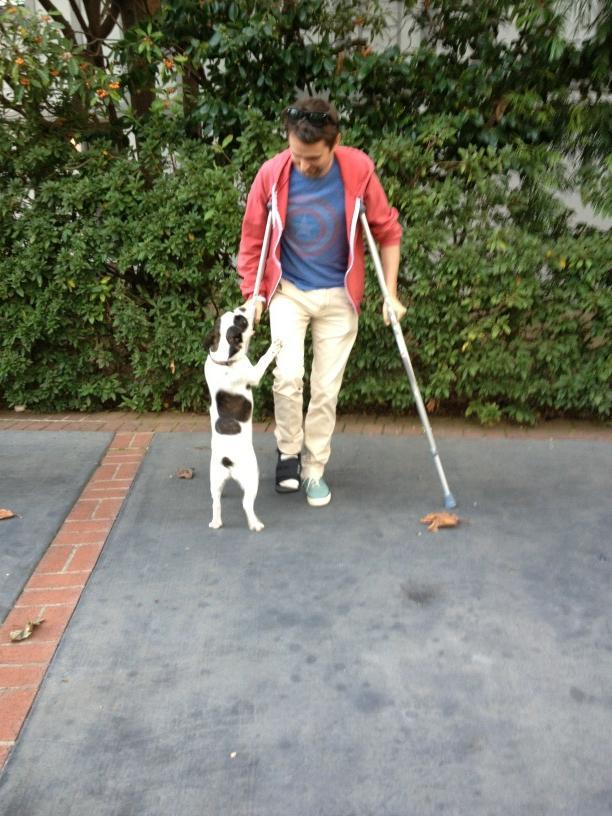 Matt Bellamy, de 'Muse', K.O. unos días por una fractura en el pie